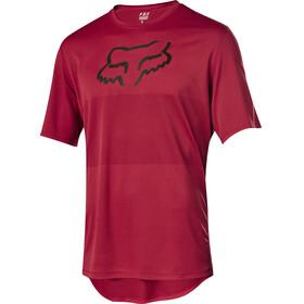 Fox Ranger Foxhead SS Jersey Men cardinal